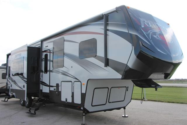 New 2015 Keystone Raptor 375TS Fifth Wheel Toyhauler For Sale