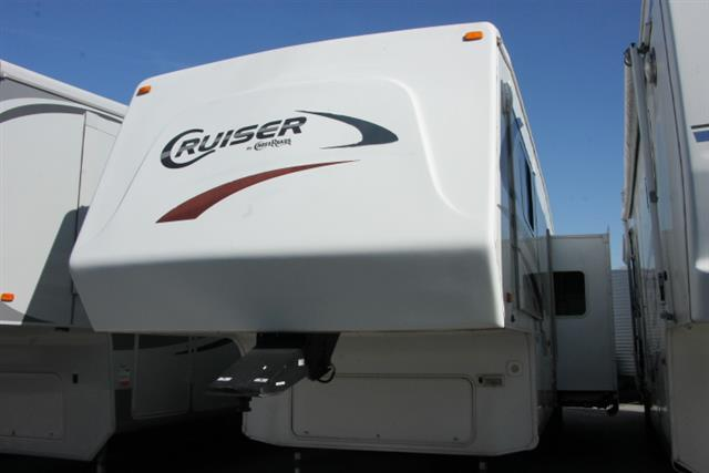 Used 2006 Crossroads Cruiser M29CK Fifth Wheel For Sale