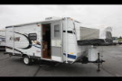 Used 2011 Salem CRUISE LITE 17EXL Hybrid Travel Trailer For Sale