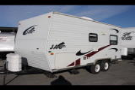 Used 2005 K-Z RV Jag 21JQ Travel Trailer For Sale