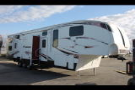 Used 2010 Keystone Fusion FZ403 Fifth Wheel Toyhauler For Sale