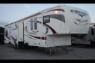 Used 2011 Heartland Cyclone 3814 Fifth Wheel Toyhauler For Sale