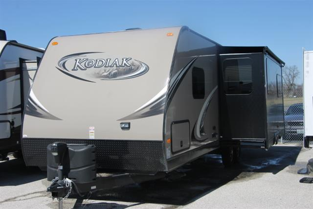 Used 2014 Dutchmen Kodiak 263RLSL Travel Trailer For Sale