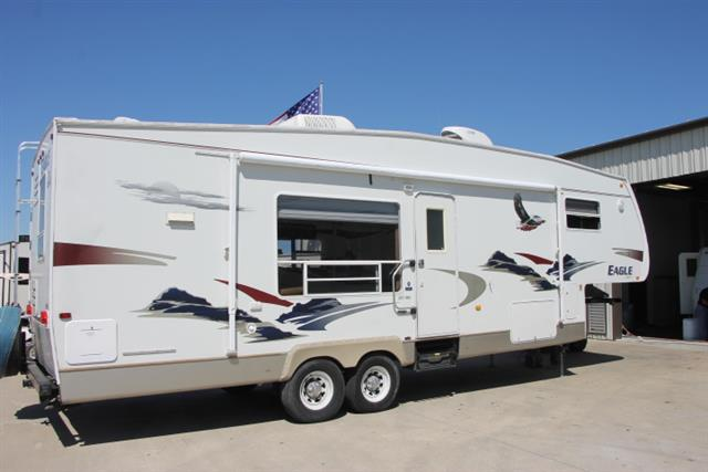 Used 2006 Jayco Eagle 323 RK Fifth Wheel For Sale