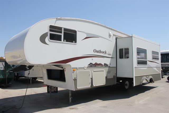 Used 2007 Keystone Outback 28FRLS Fifth Wheel For Sale