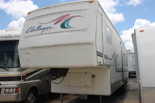 Used 1999 Damon Challenger 33RKB Fifth Wheel For Sale