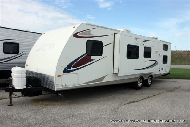 Used 2009 Keystone FreedomLite 299BH Travel Trailer For Sale