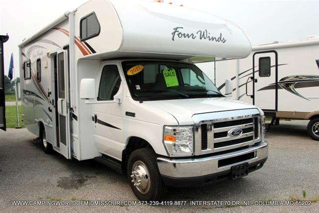 Used 2012 Fourwinds Chateau 23U Class C For Sale