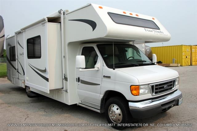 Used 2006 Thor Fourwinds 29R Class C For Sale