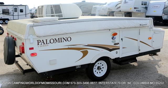 Used 2011 Palomino Yearling 4102 Pop Up For Sale