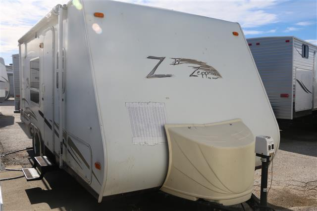Used 2007 Keystone Zeppelin 242 Travel Trailer For Sale