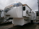 Used 2012 Keystone Alpine 3555 RL Fifth Wheel For Sale