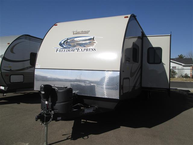 2014 Coachmen Freedom Express