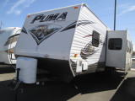 New 2014 Forest River Puma 32DBKS Travel Trailer For Sale