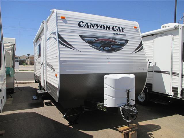 2015 Forest River CANYON CAT