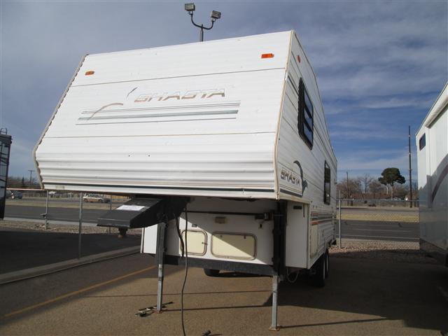 Buy a Used Coachmen Shasta in Lubbock, TX.