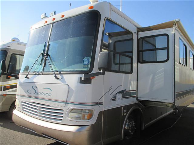 Buy a Used Coachmen Santara in Lubbock, TX.