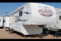 Used 2008 Heartland Bighorn 3055RL Fifth Wheel For Sale