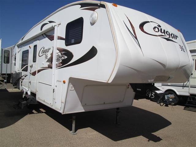 Buy a Used Keystone Cougar in Lubbock, TX.