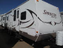 Used 2010 Keystone Sprinter Select 28RL Travel Trailer For Sale