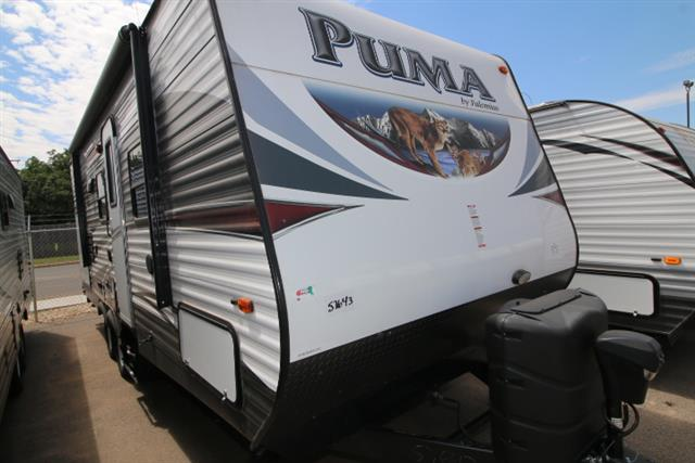 New 2016 Forest River Puma 22RB Travel Trailer For Sale