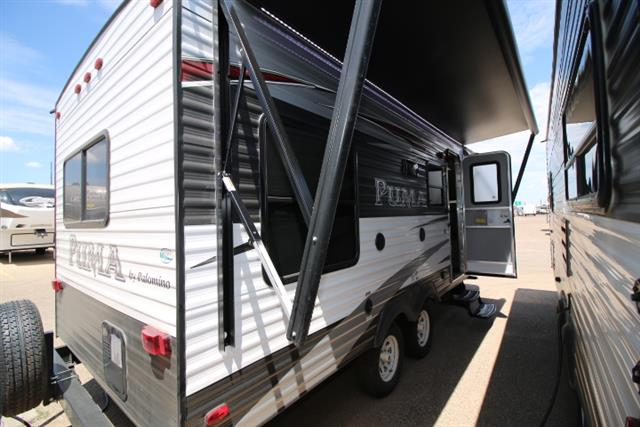 New 2016 Forest River Puma 19RL Travel Trailer For Sale