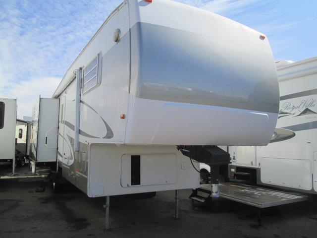 Used 2003 Gulfstream Prairie Schooner 31FTS Fifth Wheel For Sale