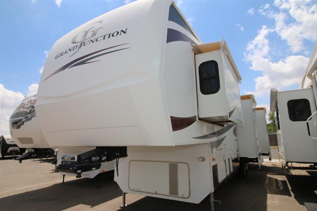 Used 2008 Dutchmen Grand Junction 34QRE Fifth Wheel For Sale