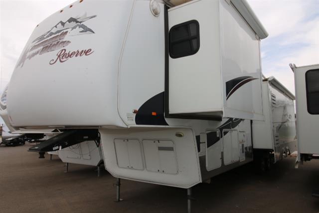 Used 2008 AMERI-CAMP LLC Americamp 39CK Fifth Wheel For Sale