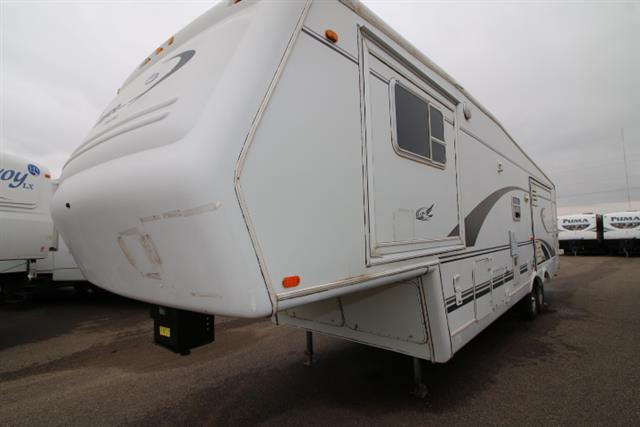 Used 1999 Jayco Designer 3610 Fifth Wheel For Sale