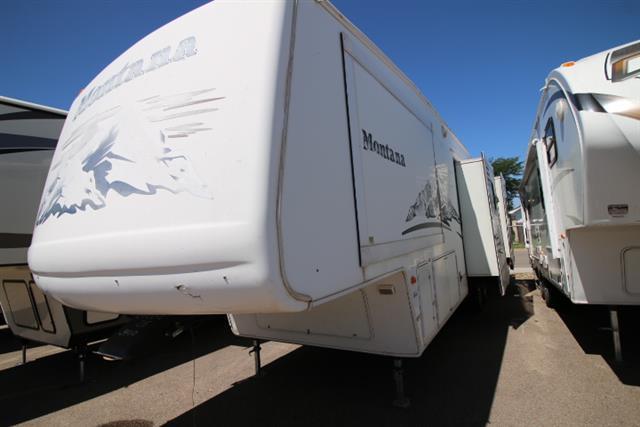Used 2005 Keystone Montana 3400RL Fifth Wheel For Sale
