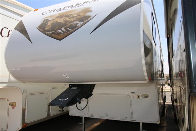 Used 2013 Forest River Chaparell 28BHS Fifth Wheel For Sale