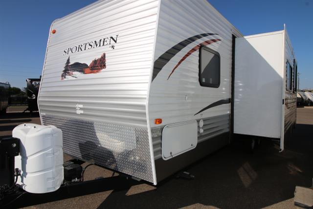 Used 2014 Sportman RV Sportsman 301BH Travel Trailer For Sale