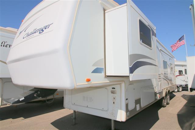 Used 2003 Keystone Challenger 34 TLB Fifth Wheel For Sale
