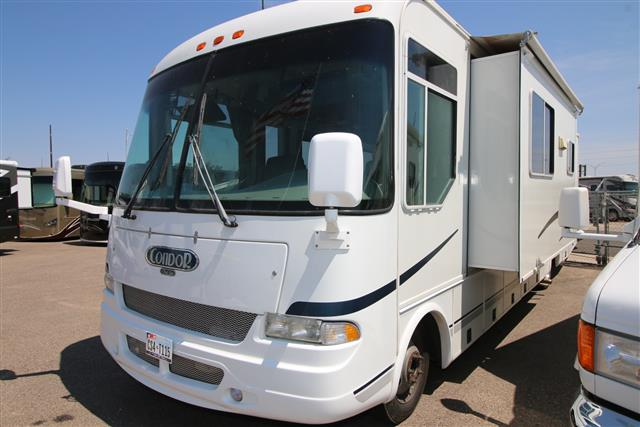 Used 2002 R-Vision Condor 1350 Class A - Gas For Sale