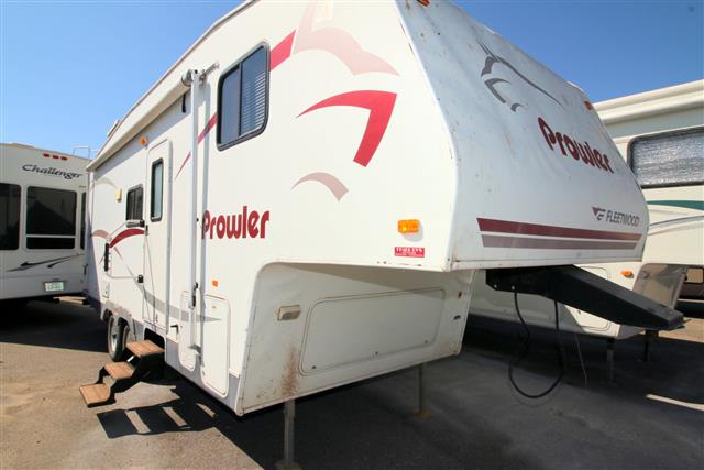 Used 2006 Fleetwood Prowler 275CKS Fifth Wheel For Sale