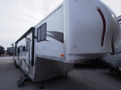 New 2014 Forest River WORK AND PLAY 38RLS Fifth Wheel Toyhauler For Sale