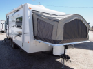 New 2015 Forest River FLAGSTAFF SHAMROCK 21DK Hybrid Travel Trailer For Sale