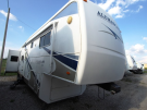 Used 2006 Holiday Rambler Alumascape 36RLQ Fifth Wheel For Sale