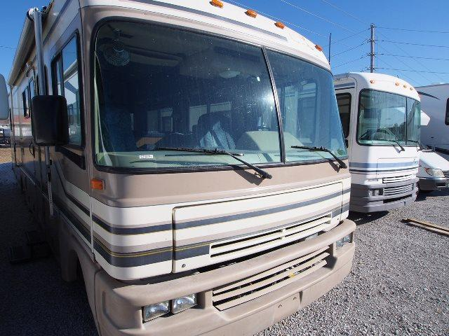 Buy a Used Fleetwood Bounder in Grain Valley, MO.