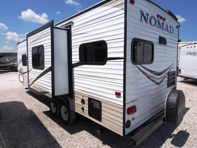 New 2015 Skyline Nomad Travel Trailer For Sale In Grain