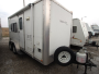 Used 2006 Forest River Work & Play 16 Travel Trailer Toyhauler For Sale