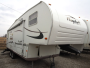 Used 2005 Forest River Flagstaff 8528 RLSS Fifth Wheel For Sale