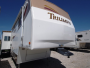 Used 2003 Fleetwood Triumph 36RLK Fifth Wheel For Sale