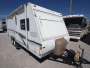 Used 2005 Travel Lite RV Bantam B22 Hybrid Travel Trailer For Sale
