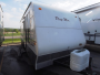 Used 2009 Play-mor MOTORSPORT 8024 Travel Trailer For Sale