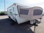 Used 2009 Dutchmen Aerolite Cub M235 Hybrid Travel Trailer For Sale
