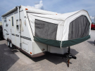 Used 2005 Forest River Shamrock 21 Hybrid Travel Trailer For Sale