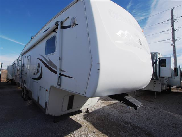 Used 2004 Forest River Cedar Creek 36RLTS Fifth Wheel For Sale