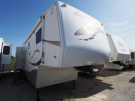 Used 2006 Forest River Sunnybrook TITAN 391SURV Fifth Wheel Toyhauler For Sale